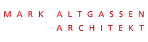 MARK ALTGASSEN ARCHITEKT Logo