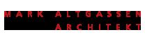 MARK ALTGASSEN ARCHITEKT Logo